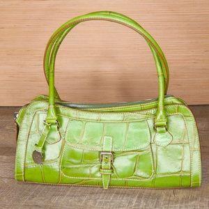 Immaculate alligator dooney and bourke purse